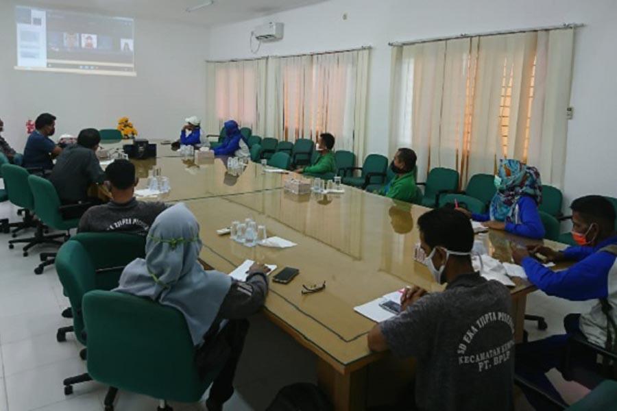 Edukasi Pencegahan Karhutla Bagi Masyarakat Terus Dilakukan Walau Masa Pandemi